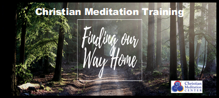 Christian Meditation Training